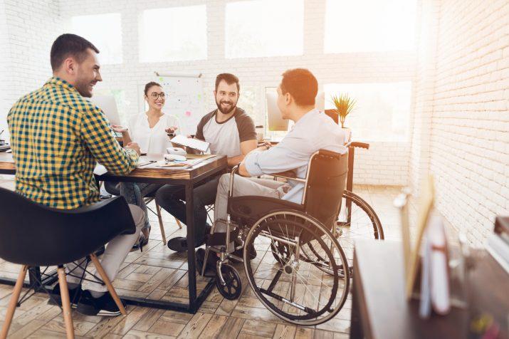 Un día por la inclusión real de las personas con capacidades diferentes